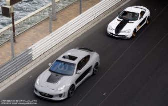 GEMBALLA GmbH MISTRALE and ROADSTER GT in Monaco 2014