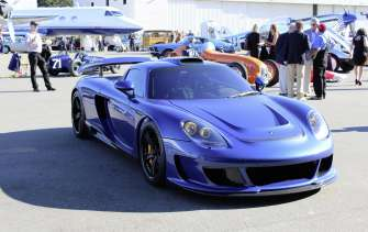 GEMBALLA GmbH at the Concours d'Elegance in Pebble Beach