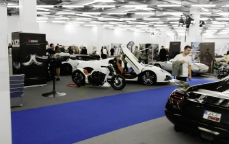 GEMBALLA GmbH at the Euromotor Show 2014 in Munic